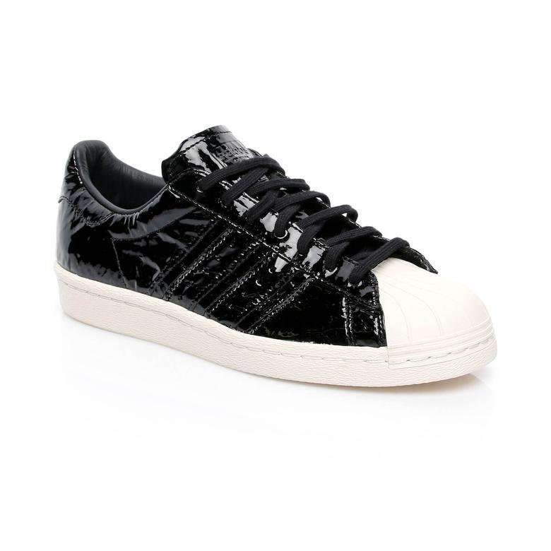 adidas Superstar Siyah Bayan Ayakkabı