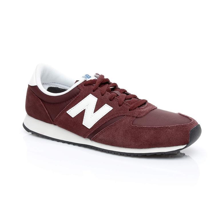 New Balance 420 Erkek Bordo Spor Ayakkabı