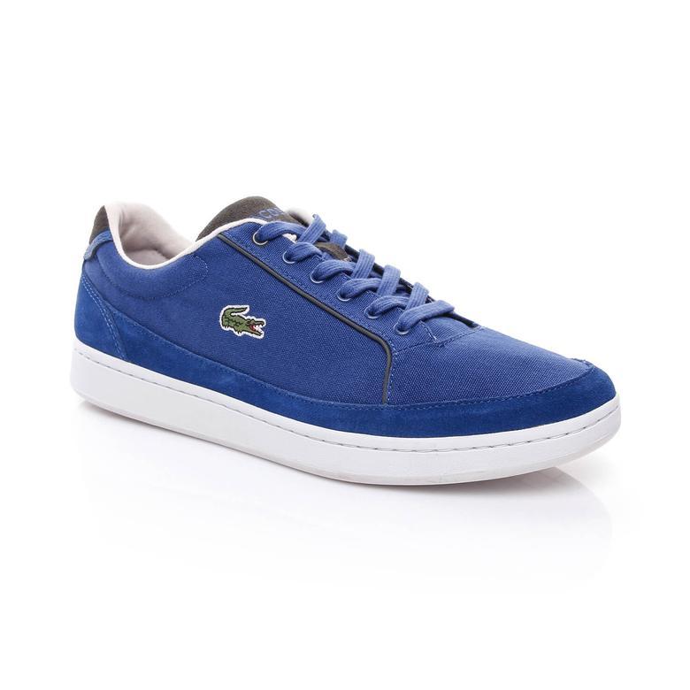 Lacoste Setplay 117 2 Erkek Mavi Sneaker