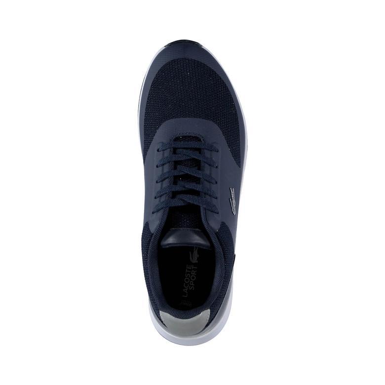 Lacoste Chaumont Lace 117 1 Kadın Lacivert Sneaker