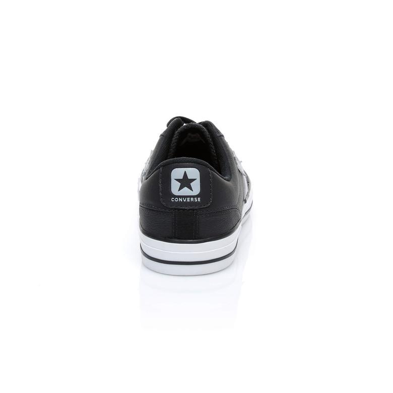 Converse Star Player Erkek Siyah Sneaker
