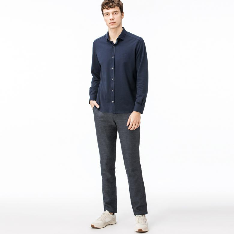 Lacoste Erkek Regular Fit Lacivert Pantolon