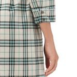 Burberry Kadın Check Elbise