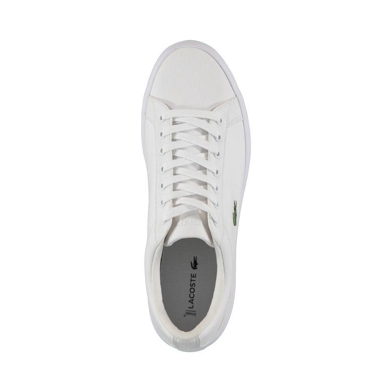 Lacoste Lerond Erkek Beyaz Sneaker
