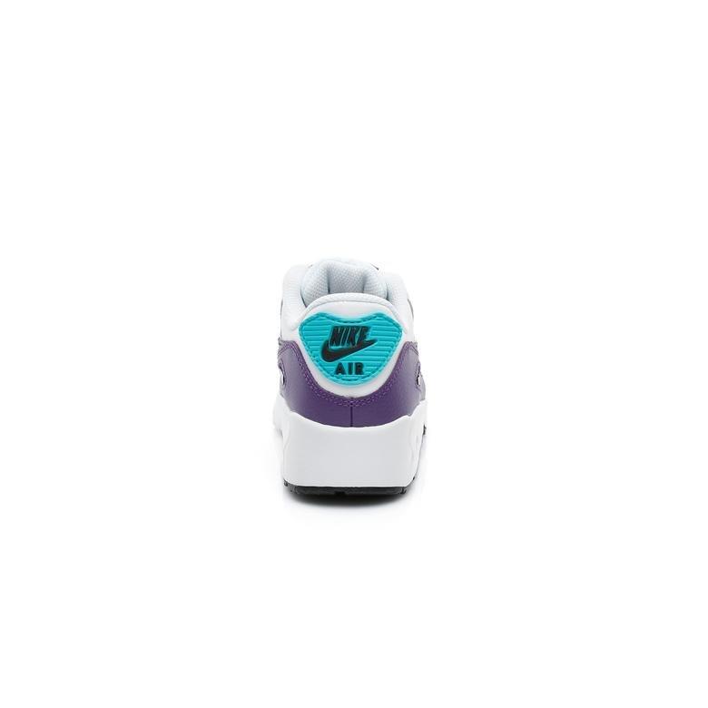 Nike Nike Air Max 90 Çocuk Beyaz Spor Ayakkabı
