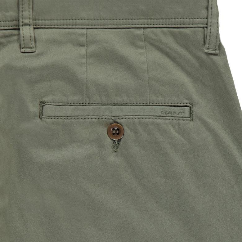 Gant Erkek Slim Haki Chino Pantolon