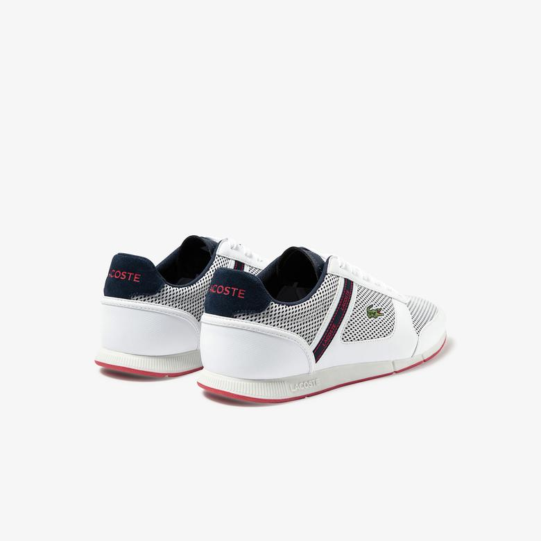 Lacoste Menerva Sport Erkek Beyaz Spor Ayakkabı