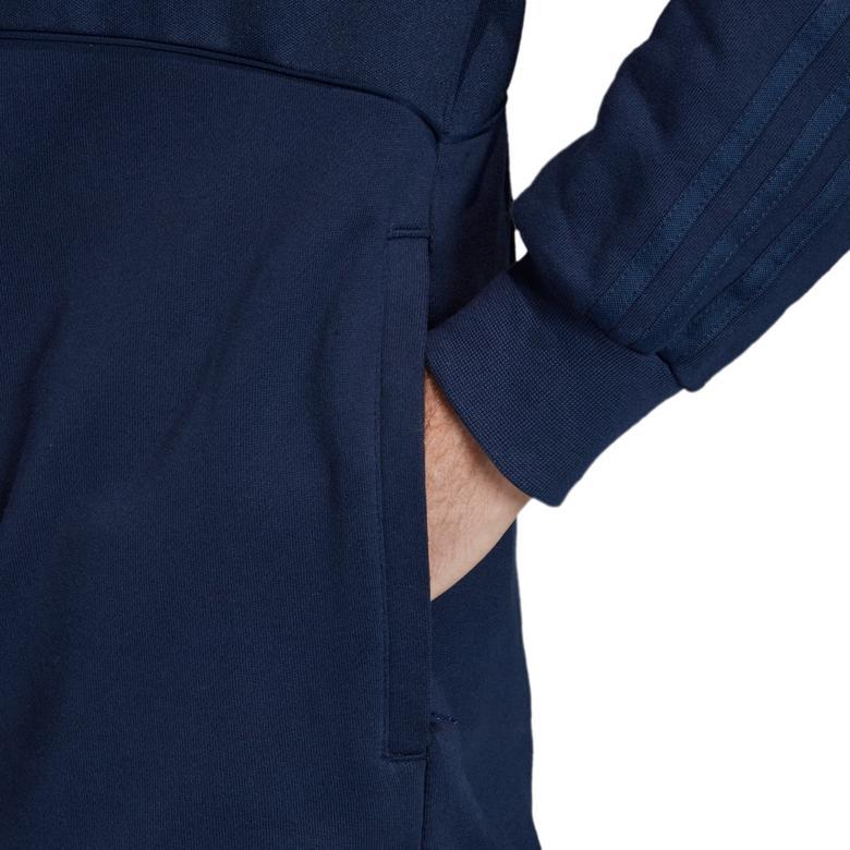 adidas Outline Erkek Lacivert Sweatshirt