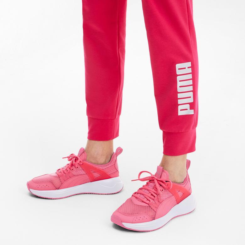 Puma Nuage Run Cage Summer Kadın Pembe Spor Ayakkabı